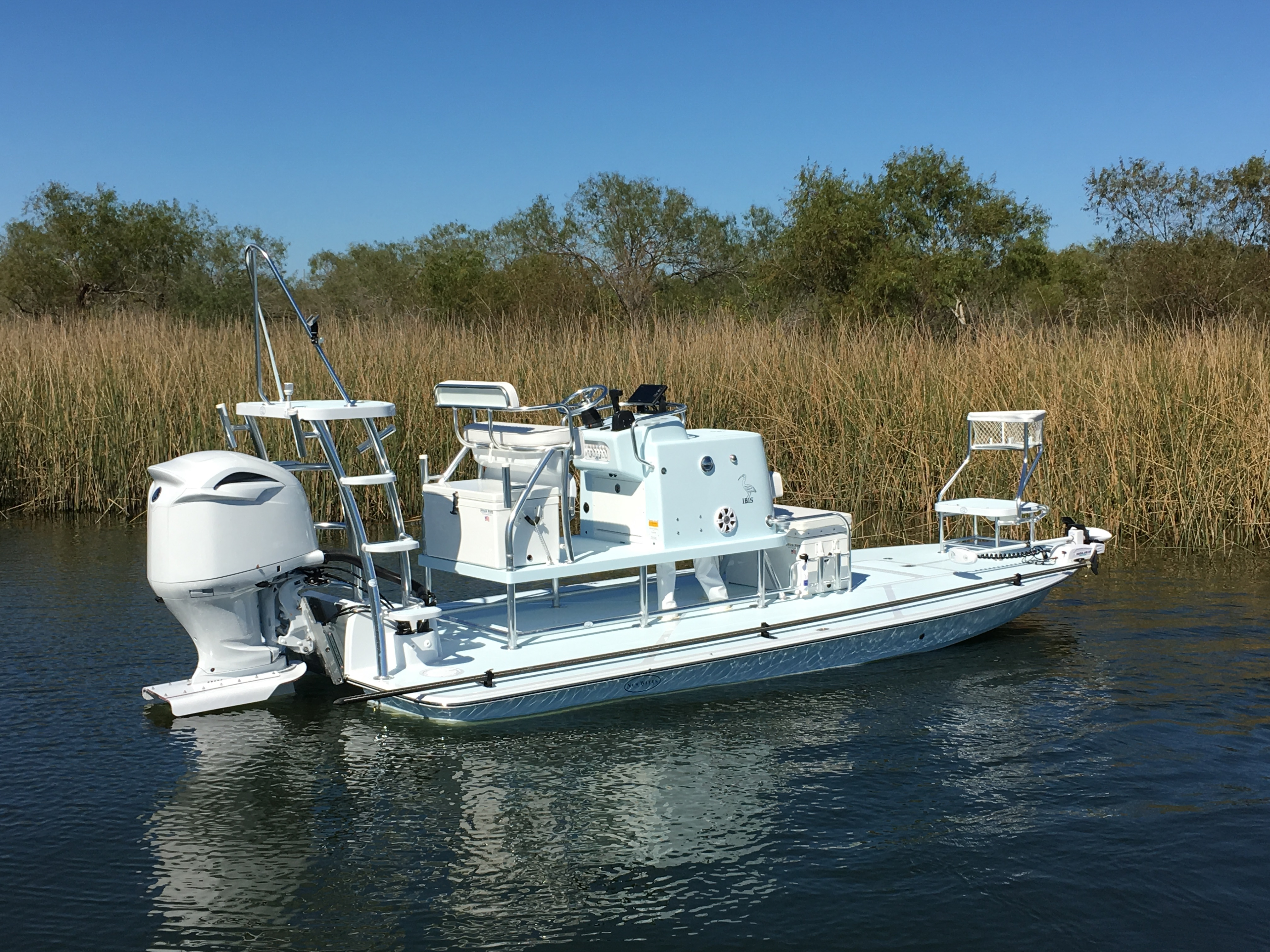 Shallow Water Boats >> Newwater Boatworks Maker Of The Finest Flyfishing Skiffs