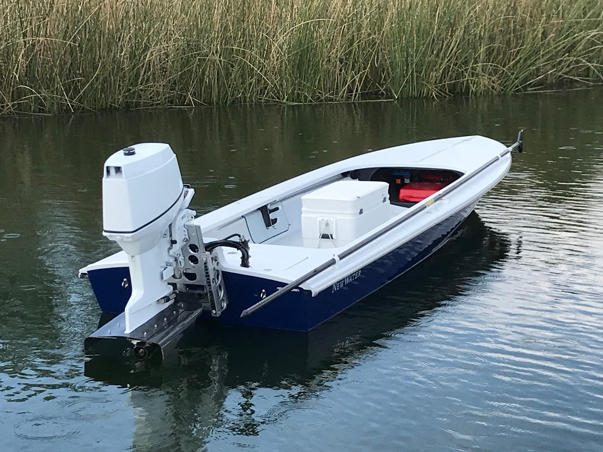 WHAT ALUMINUM FISHING BOATS HAVE A LACQUER FINISH