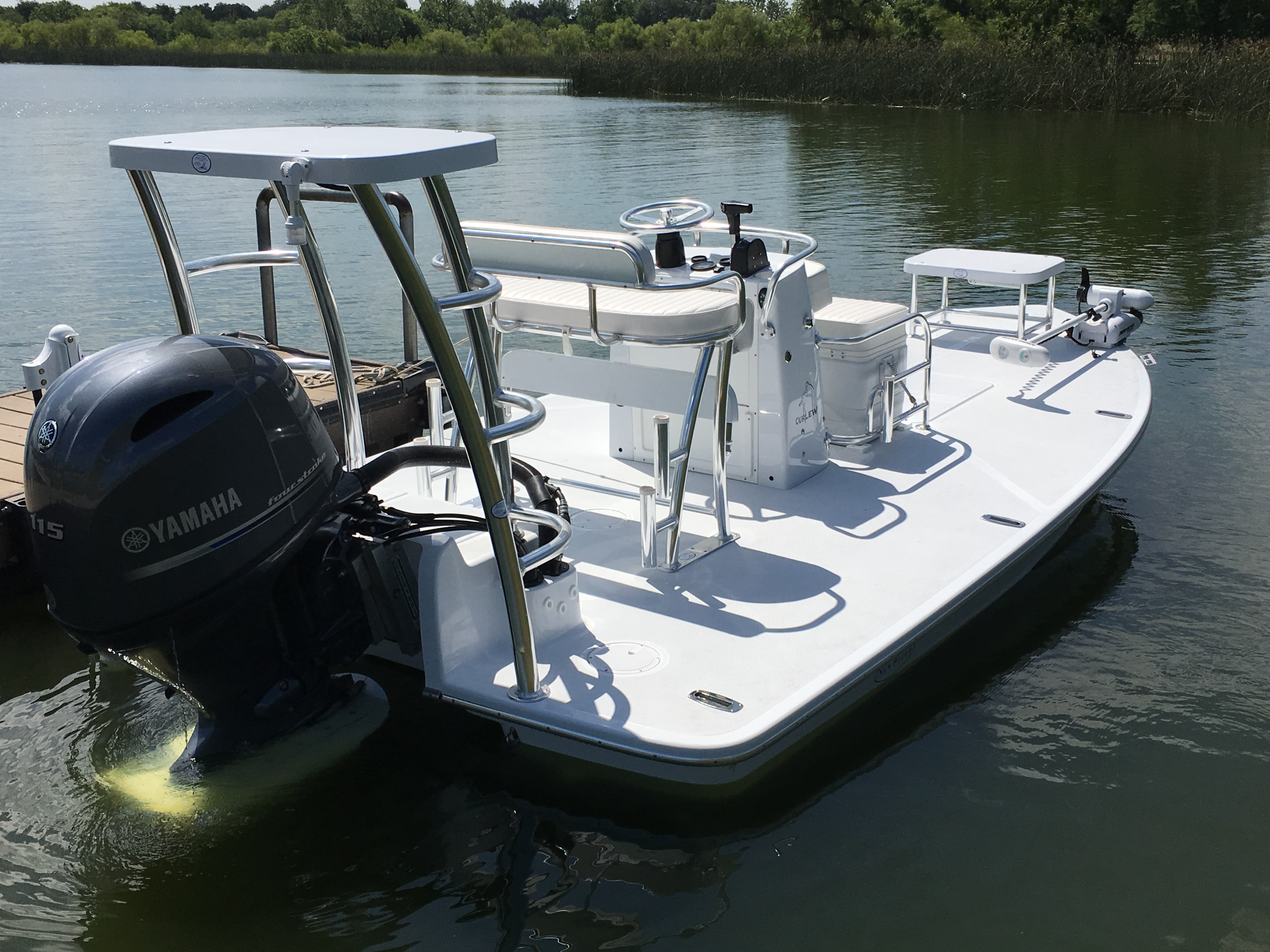 Shallow Water Boats >> Newwater Boatworks Flyfishing Skiffs Shallow Water Boats